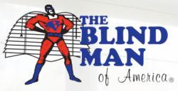 The Blind Man logo