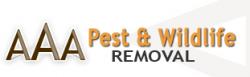 AAA Pest & Wildlife Removal logo