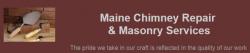 Maine Chimney Repair logo