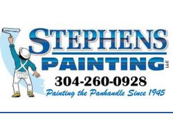 Stephens Painting, LLC logo