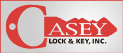 Casey Lock & Key, Inc. logo
