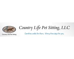 Country Life Pet Sitting logo