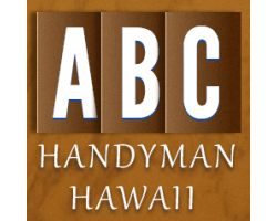 ABC Handyman Hawaii logo