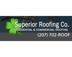 Superior Roofing Company logo