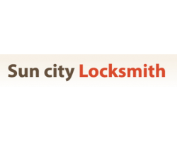 Sun City Locksmith logo