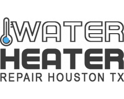 water heater Houston TX logo
