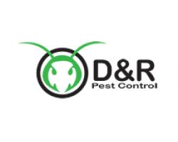 D and R Pest Control logo