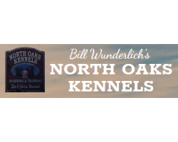 Bill Wunderlichs North Oaks Kennels logo