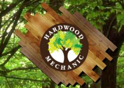 Hardwood Mechanic, Inc. logo