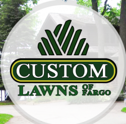 Custom Lawns of Fargo logo