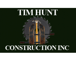 Tim Hunt Construction Inc. logo