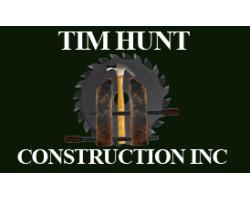 Tim Hunt Construction Inc. logo