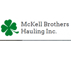 McKell Brothers Hauling logo