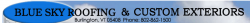 Blue Sky Roofing, LLC logo