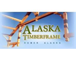 Alaska Timberframe logo
