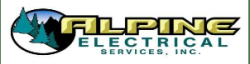 Alpine Electrical Service logo