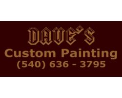 Dave's Custom Painting logo