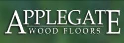 APPLEGATE WOOD FLOORS logo