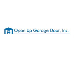 Open Up Garage Door, Inc. logo