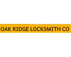 Oak Ridge Locksmith Co logo