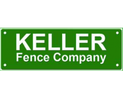 Keller Fence CO., INC. logo