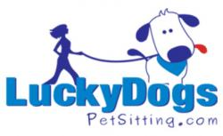 Lucky Dogs Pet Sitting logo