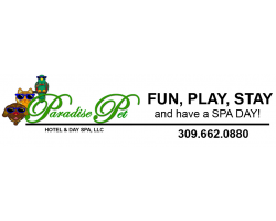 Paradise Pet Hotel & Spa, LLC logo
