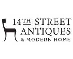 14th Street Antiques Market logo
