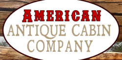 American Antique Cabin Co logo