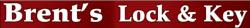 Brent's Lock & Key logo
