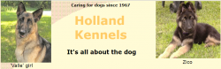 Holland Kennels logo