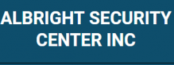 Albright Security Center Inc logo