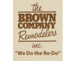 Brown Company Remodelers Inc logo