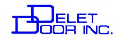 Delet Door Inc logo