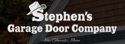 Stephen's Garage Door Co. logo