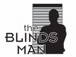 The Blinds Man logo