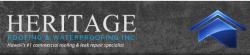 Heritage Roofing & Waterproofing Inc logo