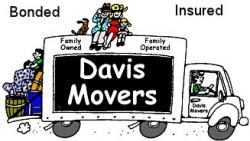 Davis Movers & Storage logo