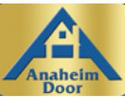 Anaheim Door logo