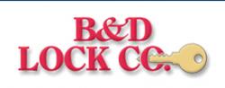B&D Lock logo