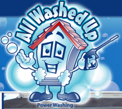 All Washed Up logo