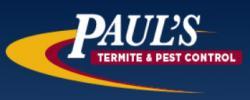 Paul's Termite & Pest Control logo