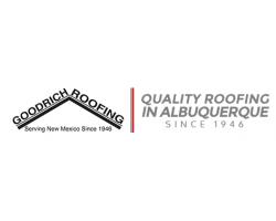 Goodrich Roofing logo