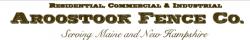 Aroostook Fence Company logo