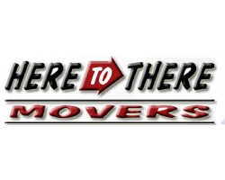 Here To There Movers logo