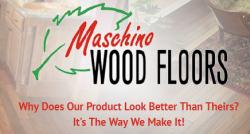 Maschino Wood Floors Inc. logo