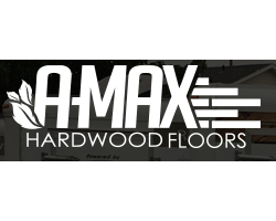 A-Max Hardwood logo