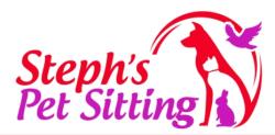 Steph's Pet Sitting logo