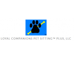 Loyal Companions Pet Sitting Plus, LLC logo