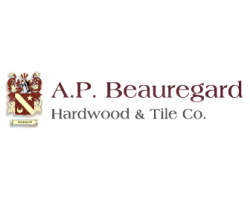 A.P. Beauregard Hardwood & Tile Co. logo